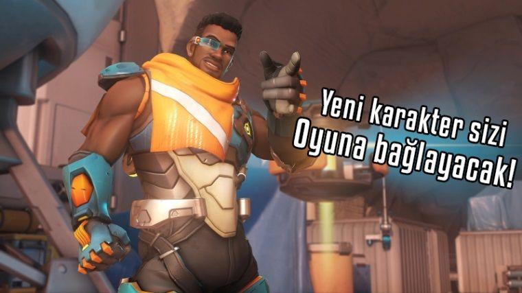 Overwatch'a yeni gelen kahraman Baptiste'i detaylarıyla inceledik