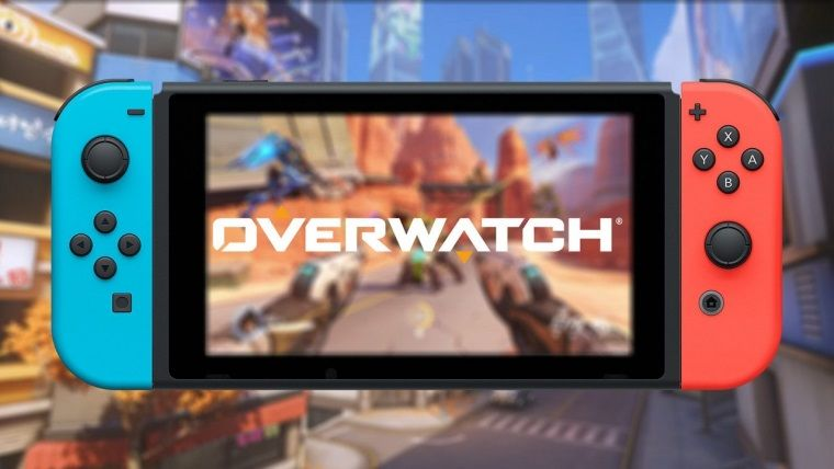 Overwatch Switch İnceleme