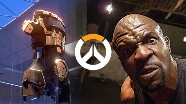 Overwatch: Terry Crews, Doomfist rolünü gerçekten istiyor