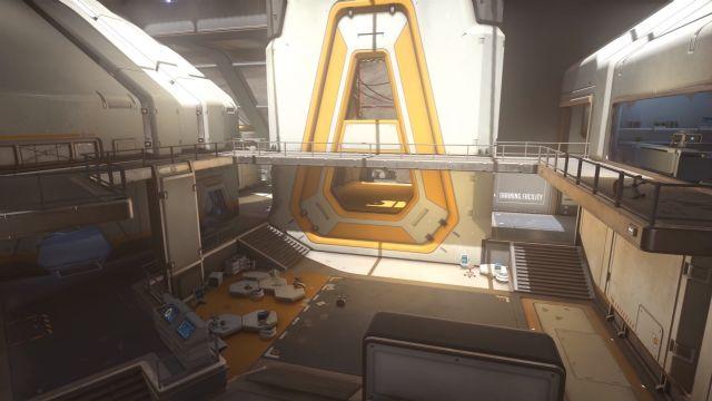 Overwatch'ın yeni uzay üssü haritası yayınlandı