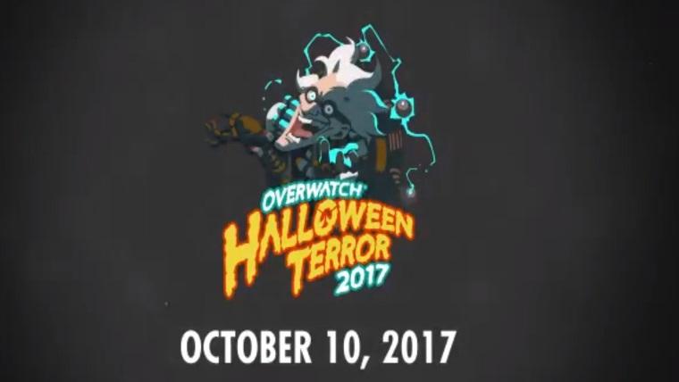 Overwatch cadılar bayramı etkinliği geliyor