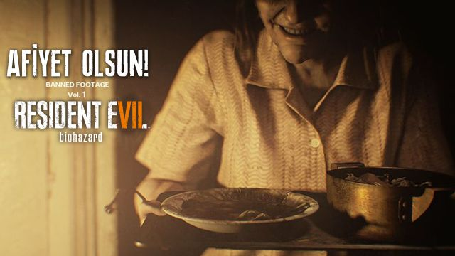 Resident Evil 7 - Banned Footage DLC