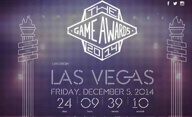 The Game Awards 2014 en azından 12 yeni duyuruya sahne olacak