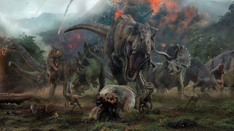Jurassic World: Dominion vizyon tarihi ertelendi