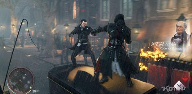 2015'te çıkacak yeni Assassin's Creed'in görüntüleri internete sızdı!