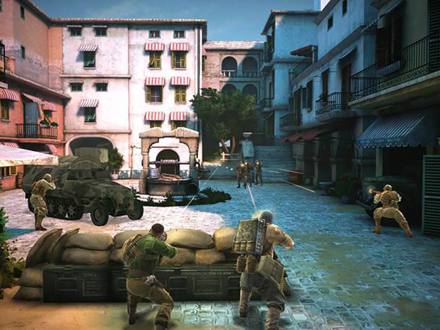 Brothers In Arms 3'e ilk bakış ve ekran görüntüleri