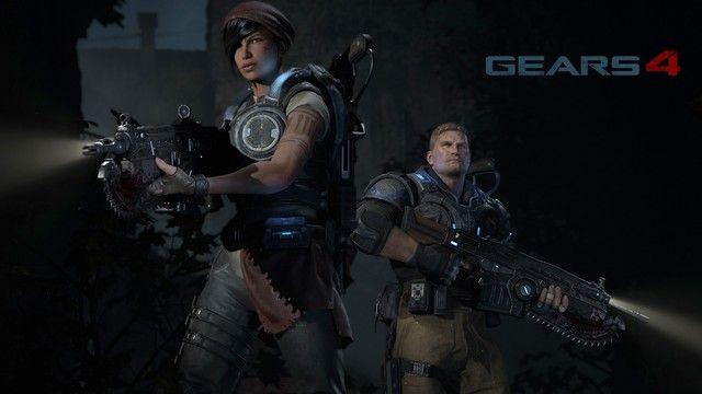 Gears of War 4 bu hafta sonu ücretsiz olacak