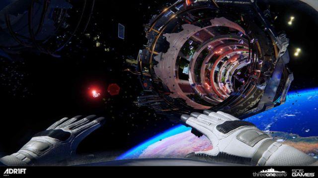 Adr1ft ve Oculus Rift birlikte çıkıyor
