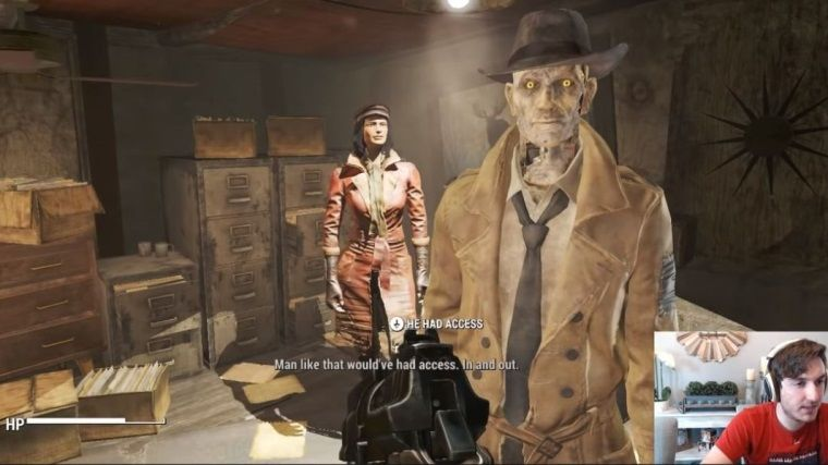 Azimli Youtuber, sadece 90 dakikada tüm Fallout serisini bitirdi
