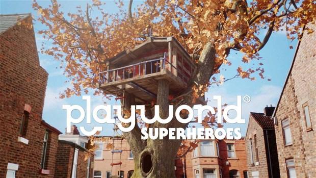 Playworld: Superheroes, Süper Kahraman aksiyonunu mobile taşıyor