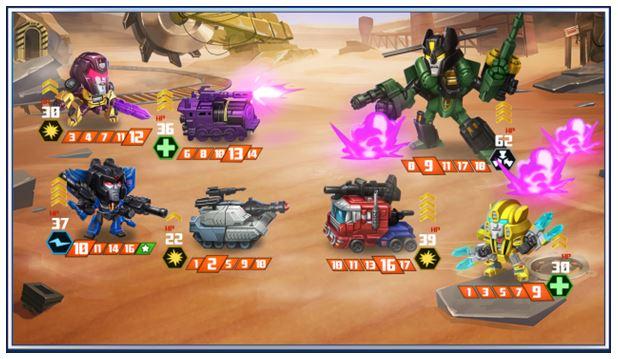 Yepyeni bir Transformers oyunu yolda!