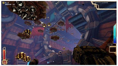 PC'de dikkat çeken Tower of Guns, konsollar için duyuruldu