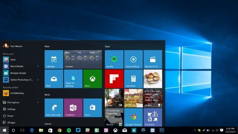 Dünya üzerinde Windows 10 kullanan kaç adet cihaz var?