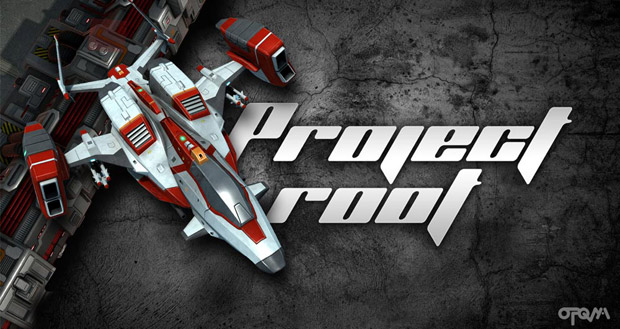 Yepyeni bir Shoot'Em Up oyunu: Project Root