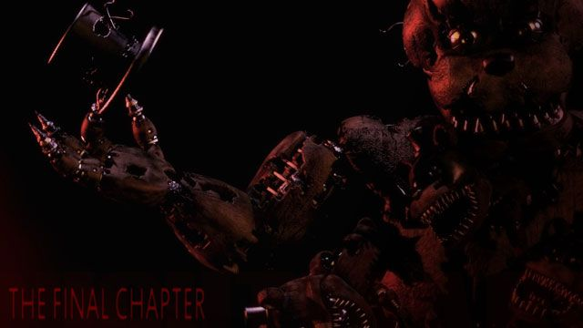 Görünen o ki Five Nights at Freddy's 4 geliyor!