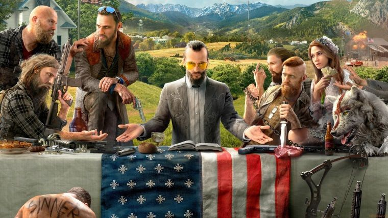 Far Cry 5'in PlayStation 4 için olan Başarım Listesi sızdı