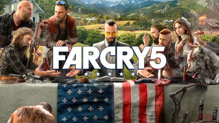 Far Cry 5'i tam 2.5 saat boyunca oynadık! /  İlk bakış