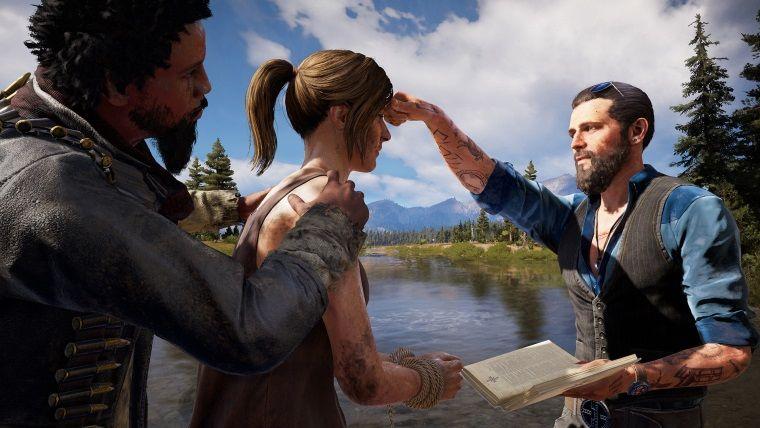 Far Cry 5'in PlayStation 4'te kaplayacağı alan belli oldu