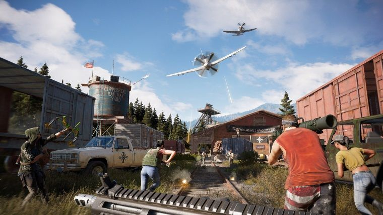 Far Cry 5'in PC performansını gösteren bir video yayınlandı