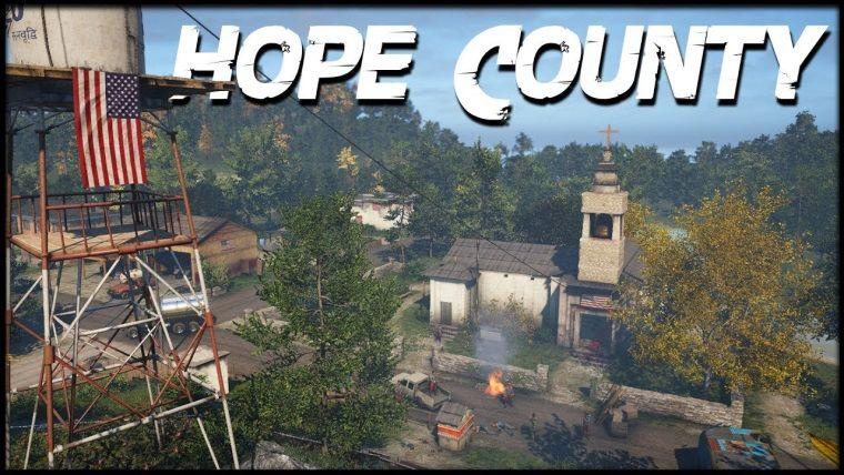 Far Cry 5'in haritasını baştan sona dolaşmak ne kadar sürüyor?