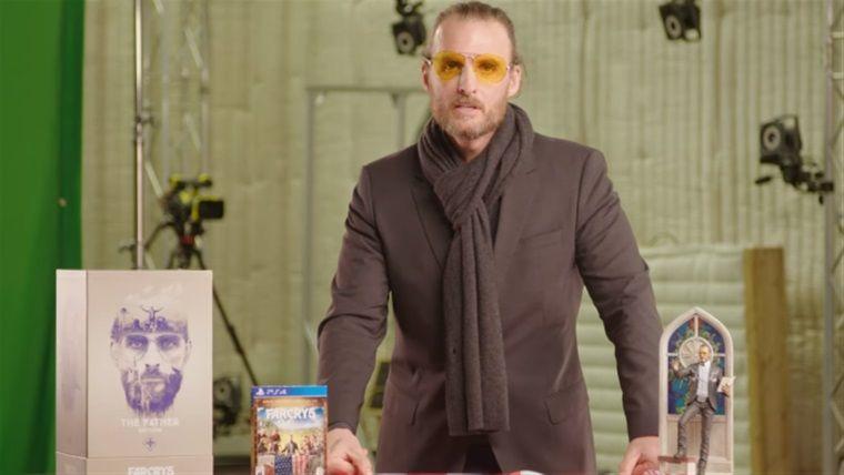 Far Cry 5'in Rahip Sürümü'nün içerisinde neler bulunuyor?