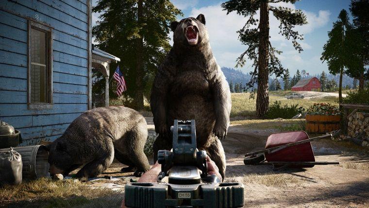 Far Cry 5, Ubisoft'un kasalarını doldurmaya devam ediyor