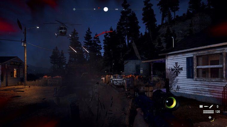 Ortaya çıkan bug, Far Cry 5 dünyasını karanlığa bürüyor