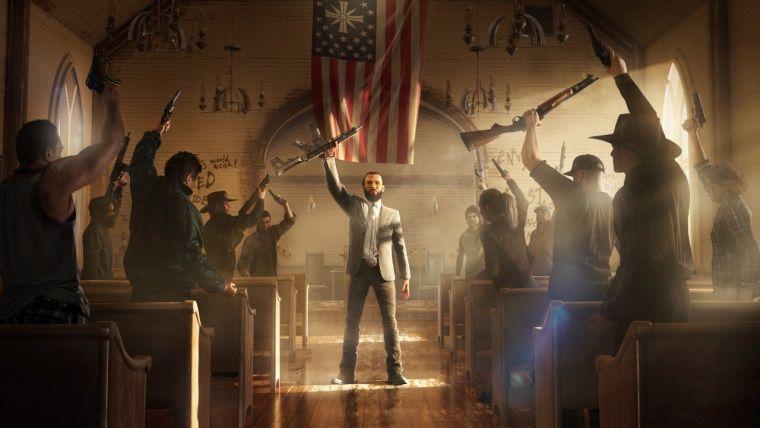 Far Cry 5'ten satış anlamında yeni bir başarı daha geldi