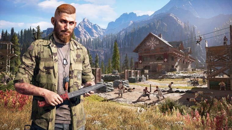Far Cry 5 için yeni gelen güncelleme bugün yayınlanıyor