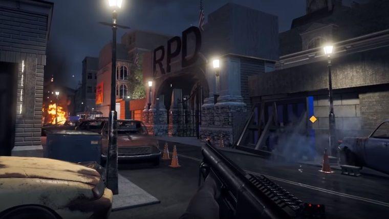 Far Cry 5'te yeniden yapılan Resident Evil 3 muazzam görünüyor