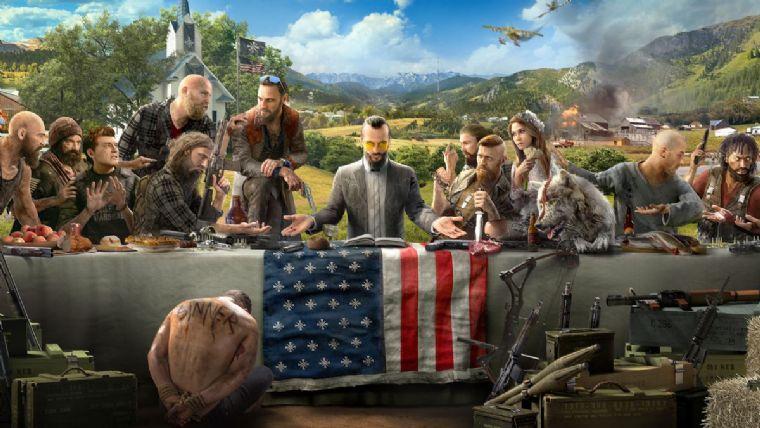 Far Cry 5'ten 10 dakikalık yeni oynanış videosu