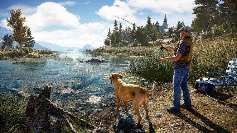 Far Cry 5'in yeni videosu co-op oynanışa dikkat çekiyor