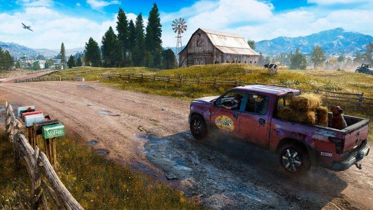 Far Cry 5'in sistem gereksinimleri belli oldu