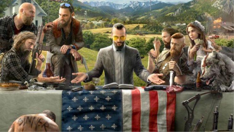 Far Cry 5, Denuvo kullanacak