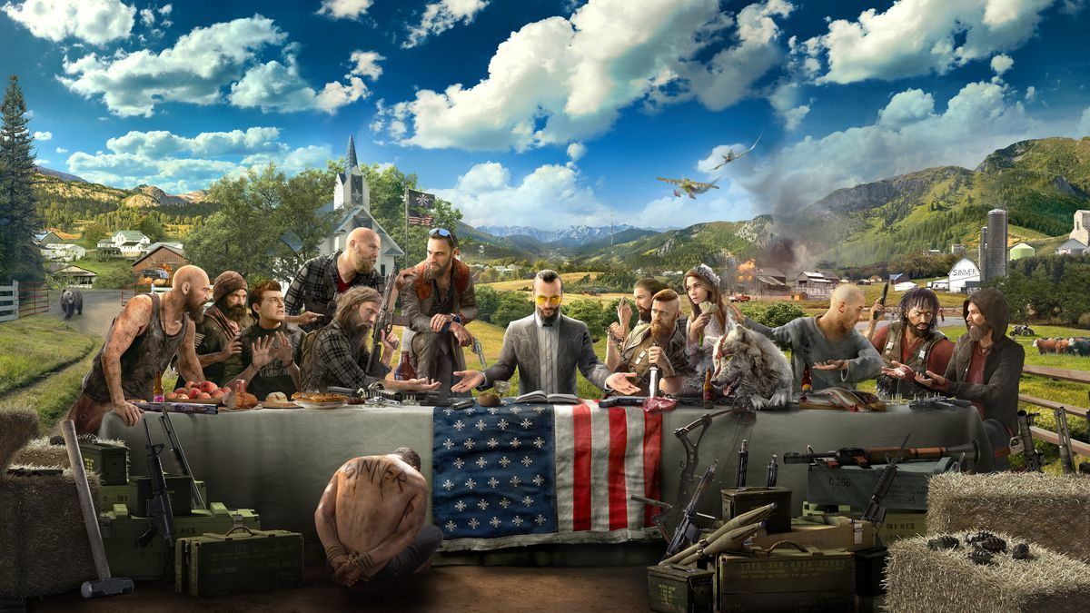 Far Cry 5 bir süreliğine