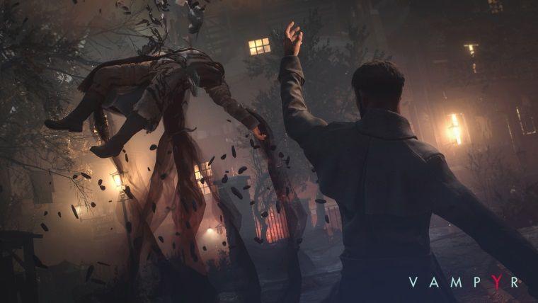 Vampyr acımasızlığını gösteren yeni bir tanıtım videosu geldi