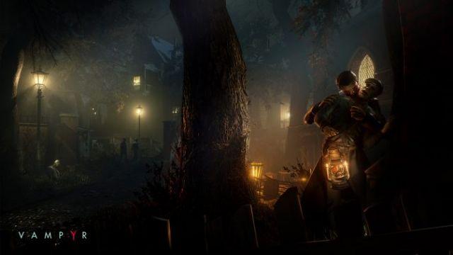 Vampyr'in E3 oynanış videosu geldi