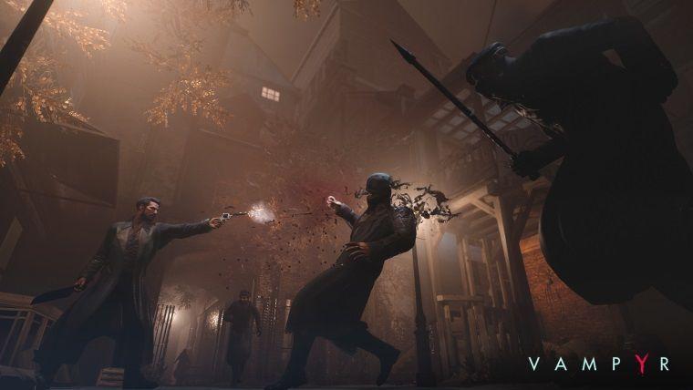 Vampyr için altı dakikalık harika bir oynanış videosu yayınlandı