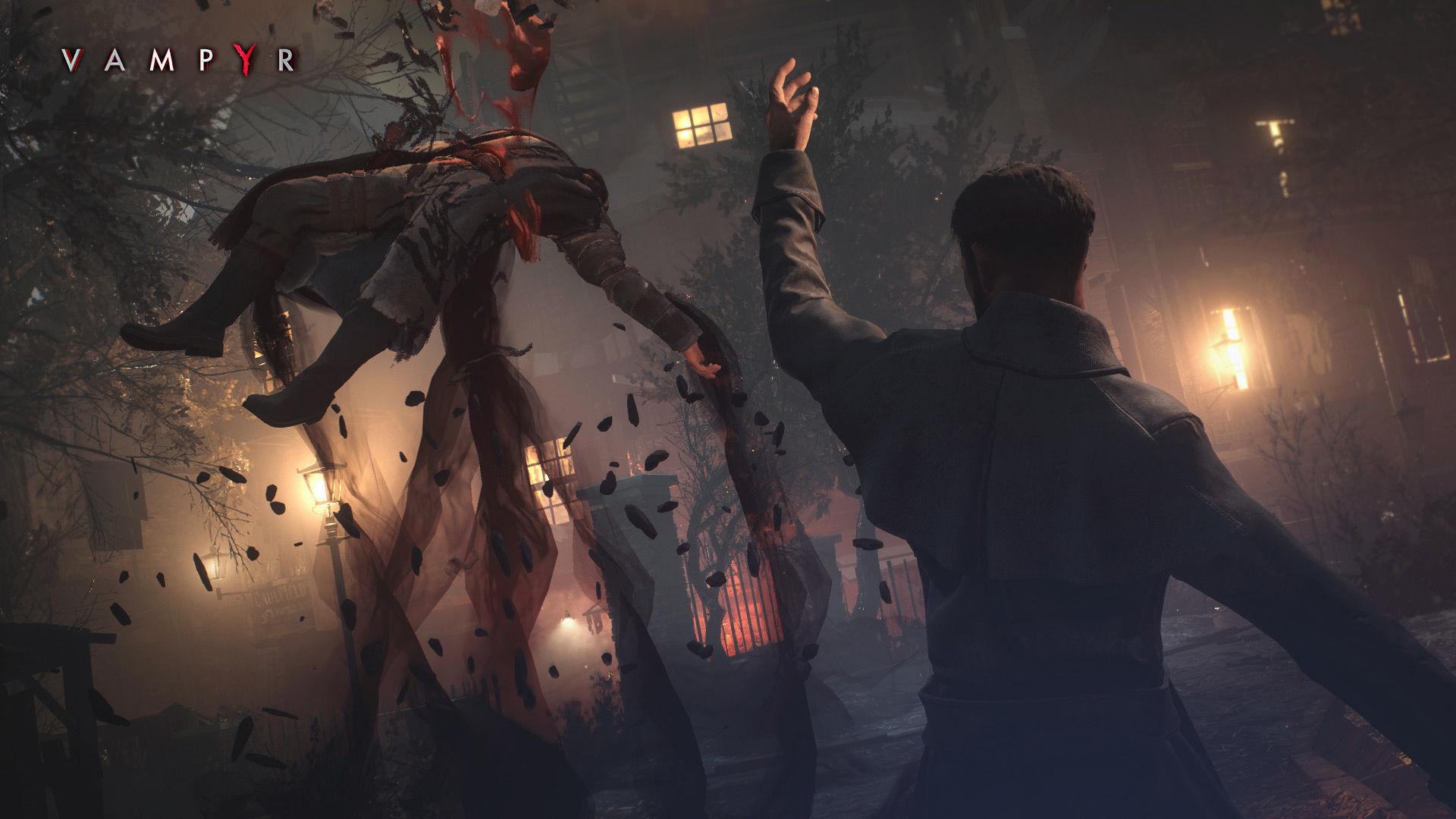 Vampyr'ın 4K 1080p 60 FPS sistem gereksinimleri duyuruldu