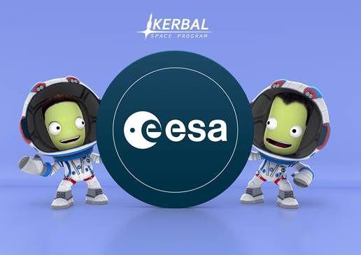 Kerbal Space Program için Avrupa Uzay Ajansı ortaklığı duyuruldu