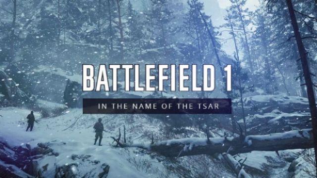 Battlefield 1'in Lupkow Pass haritasından yeni oynanış videosu