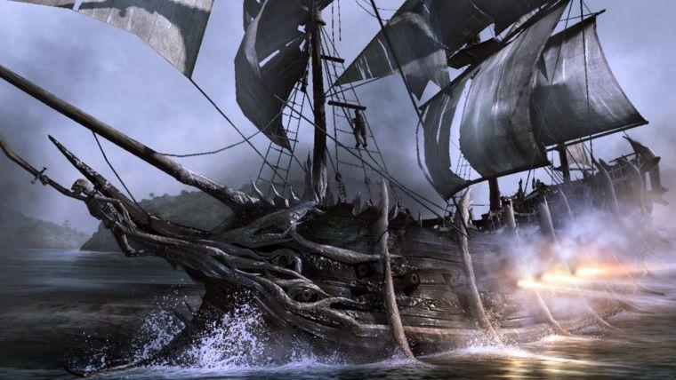 Battlefield 1 içerisinde korsan gemisi ortaya çıktı