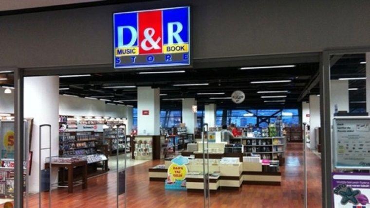 D&R ve Doğan Kitap, alışveriş devi Amazon'a satılabilir