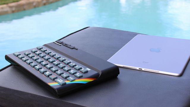 Efsane bilgisayar ZX Spectrum yeniden piyasada!