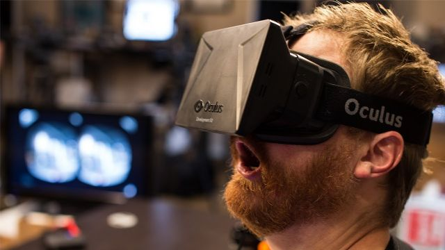 Oculus Rift için yeni bir oyun daha çıktı