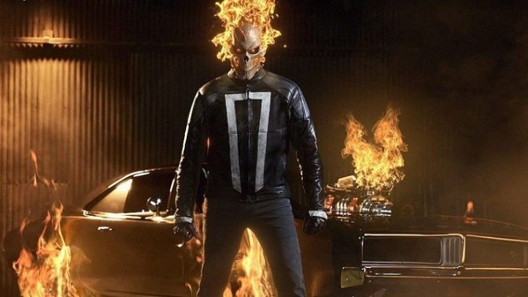 Hayalet Sürücü olan oyuncu, bu sefer de Terminator oluyor