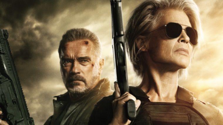 Terminator Dark Fate filminden aksiyon dolu 2.fragman geldi