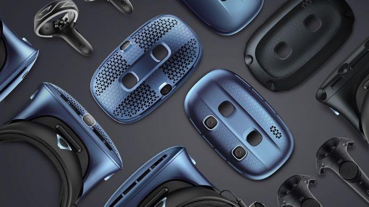 HTC Vive yeni Vive Cosmos serisini duyurdu