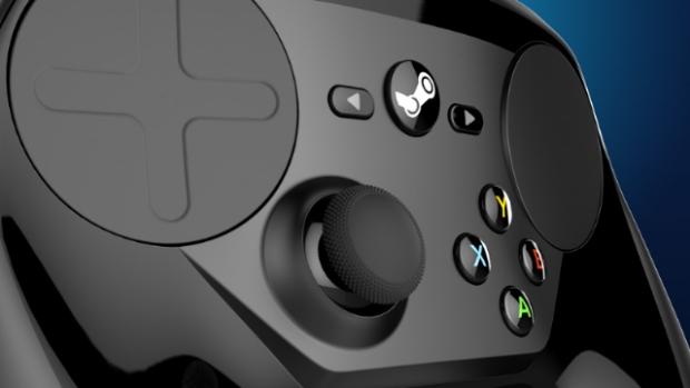 Valve, Steam Controller'ı özelleştirmemize imkan tanıyor!