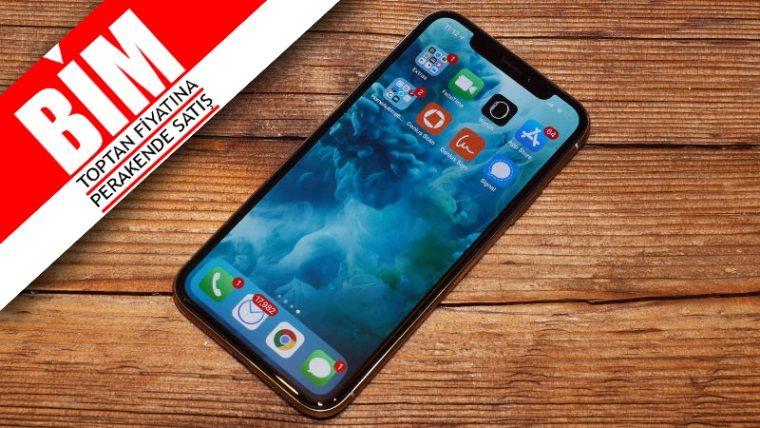 Bim'in daha uygun fiyata iPhone X satmaya başlayacağı açıklandı
